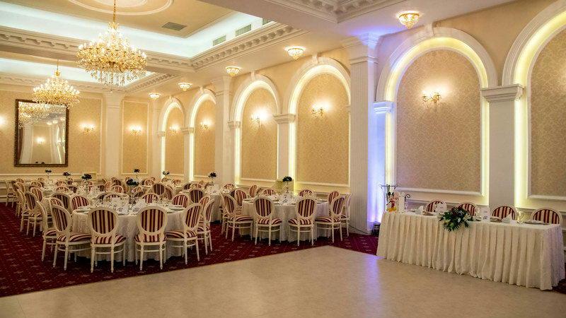 Foto Salon Traian - locatii nunta botez bucuresti