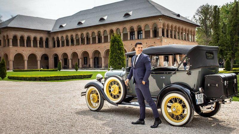 Foto Royal Art Palatul Mogosoaia - locatii nunta botez bucuresti