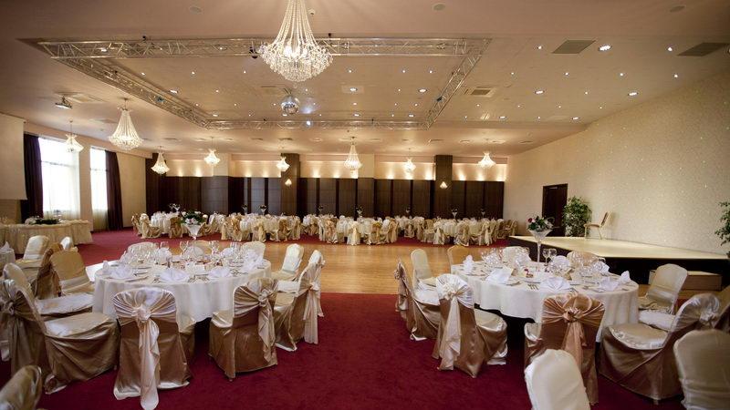 Foto RIN Airport Hotel - locatii nunta botez bucuresti
