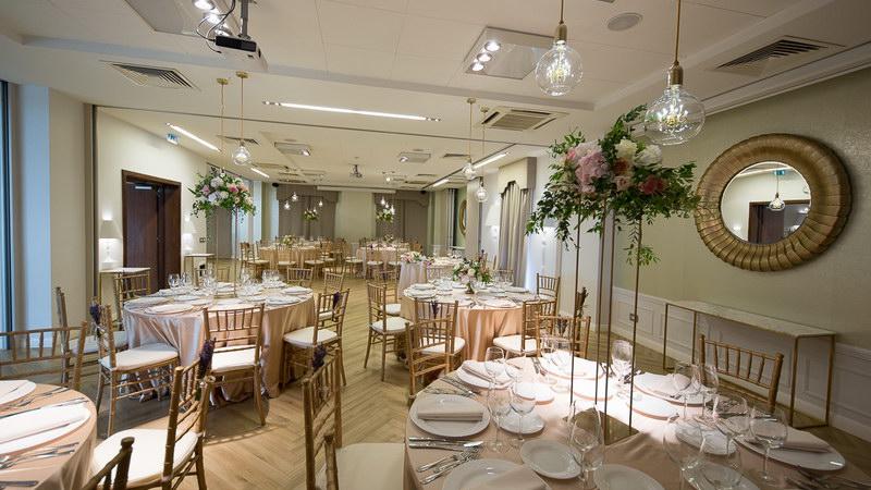 Foto Capital Plaza Hotel - locatii nunta botez bucuresti