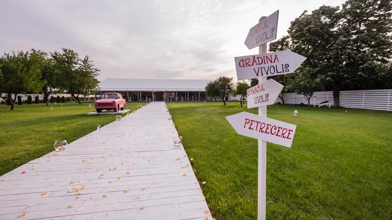 Foto Vivolis Events - locatii nunta botez bucuresti