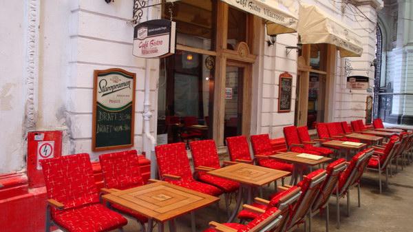 Foto Vilacrosse Cafe Bistro - localuri bucuresti