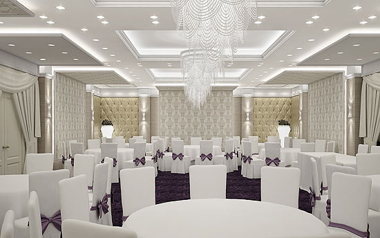 restaurant ballroom militari