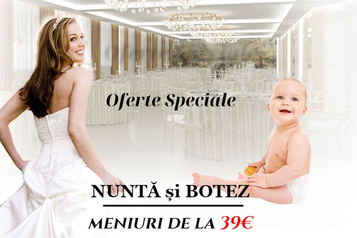 Foto Agora - locatii nunta botez bucuresti