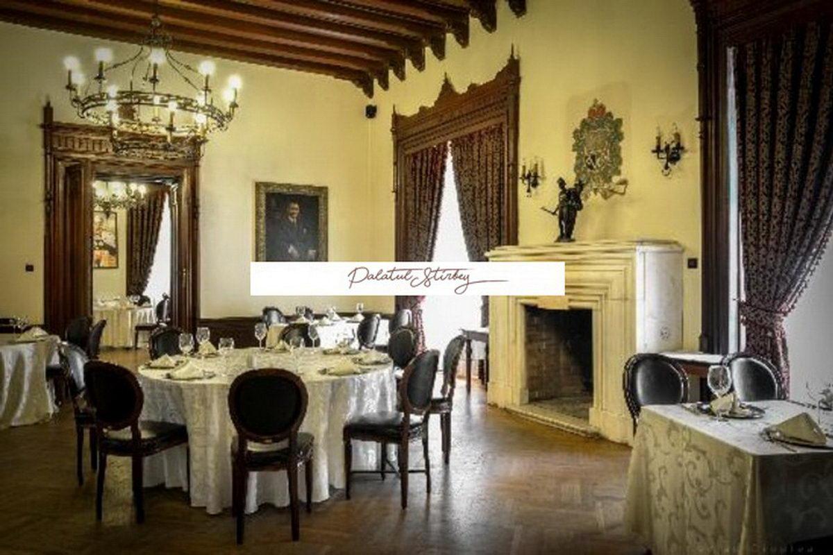 Foto Palatul Stirbey - locatii nunta botez bucuresti