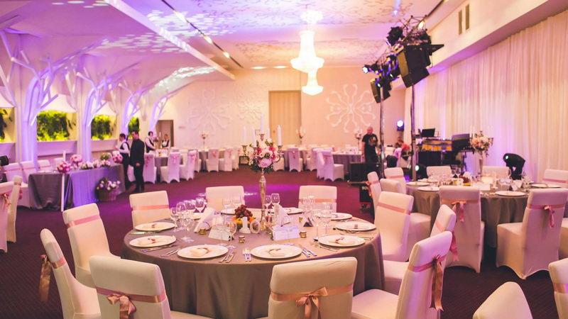 Foto Simfonia Ballroom - locatii nunta botez bucuresti