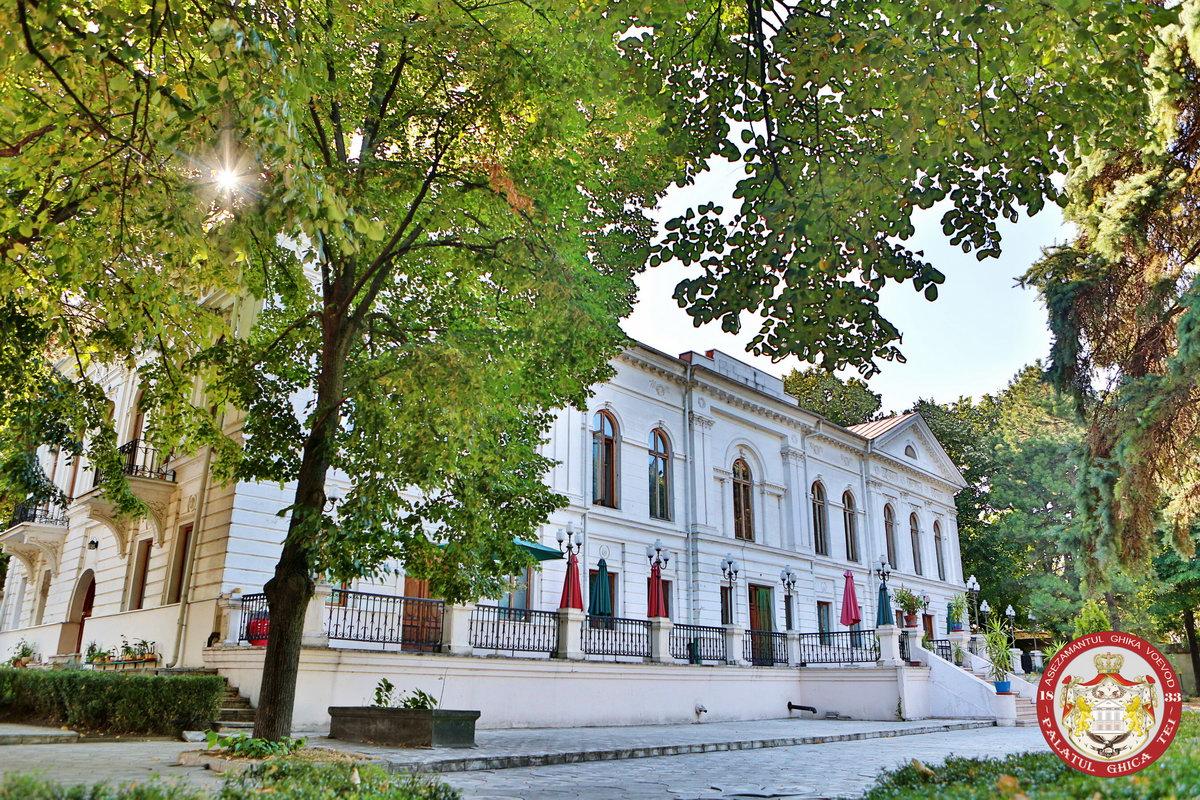 Foto Palatul Ghica Tei - localuri bucuresti