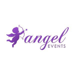 Sigla Angel Events - locatii nunta botez bucuresti