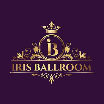 Sigla Iris Ballroom - locatii nunta botez bucuresti