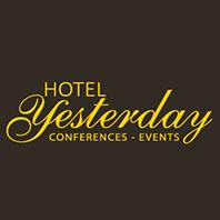 Sigla Hotel Yesterday - locatii nunta botez bucuresti